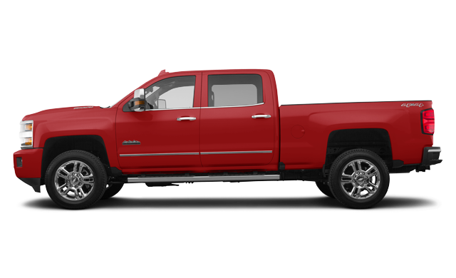 Chevrolet Silverado 2500HD HIGH COUNTRY 2019