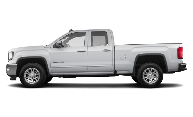 GMC Sierra 1500 Limited SLE 2019