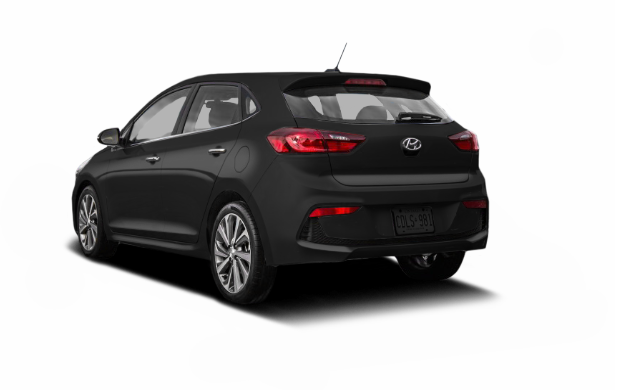 Hyundai Accent 5 portes Ultimate 2019