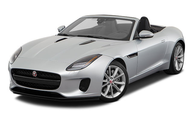 Jaguar F-Type Convertible BASE F-TYPE 2019 - 3