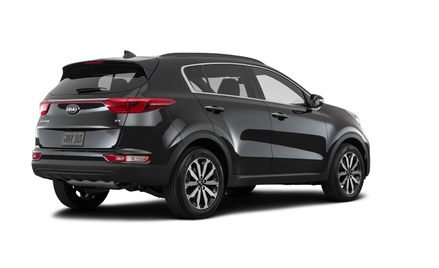 2019 Kia Sportage Ex Tech Starting At 36 046 Gus