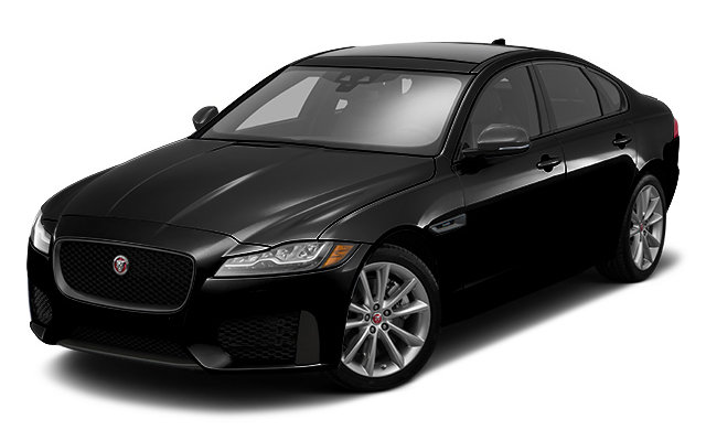 Jaguar XF CHECKERED FLAG 2020 - 1