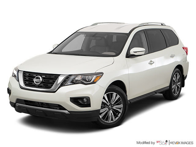Nissan Pathfinder SV TECH 2018