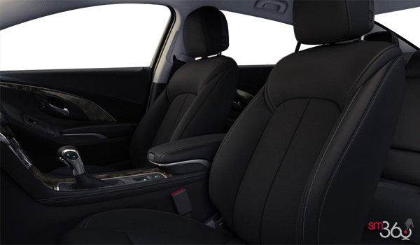 2016 Buick LaCrosse BASE | Photo 1 | Ebony Cloth/Leatherette