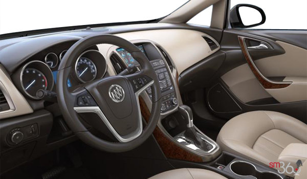 2016 Buick Verano LEATHER | Photo 3 | Cashmere Leather