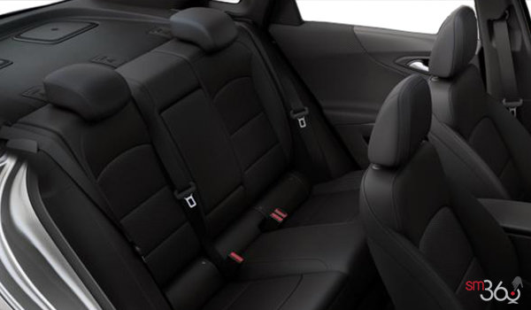 2016 Chevrolet Malibu LS | Photo 2 | Jet Black Premium Cloth