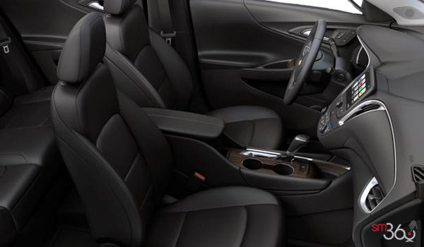2016 Chevrolet Malibu PREMIER | Photo 1 | Jet Black Perforated Leather