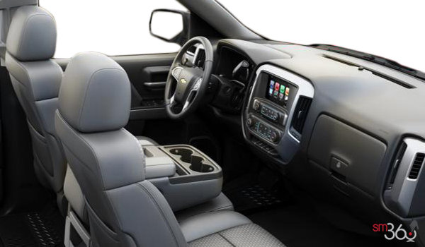 2016 Chevrolet Silverado 1500 LT Z71 | Photo 1 | Dark Ash/Jet Black Cloth