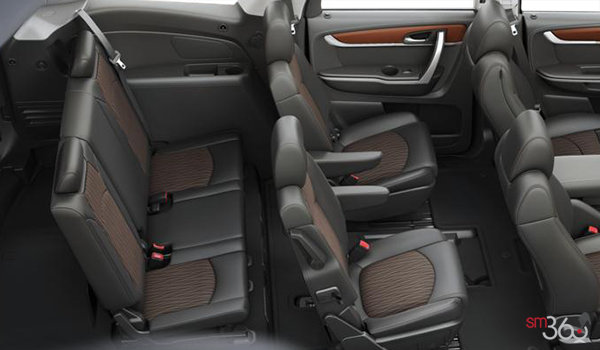 2016 Chevrolet Traverse 2LT | Photo 2 | Ebony/Saddle Premium Cloth