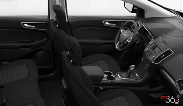 2016 Ford Edge SEL | Photo 1 | Ebony Unique Cloth