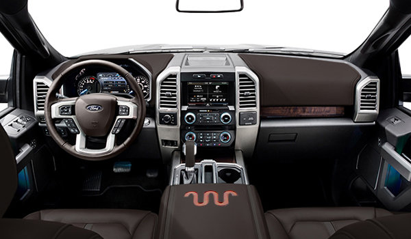 2016 Ford F-150 KING RANCH | Photo 3 | Java Leather