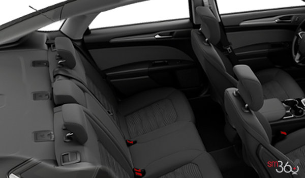 2016 Ford Fusion S | Photo 2 | Earth Grey Cloth