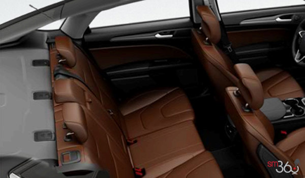 2016 Ford Fusion SE | Photo 2 | Terracotta Leather/Black