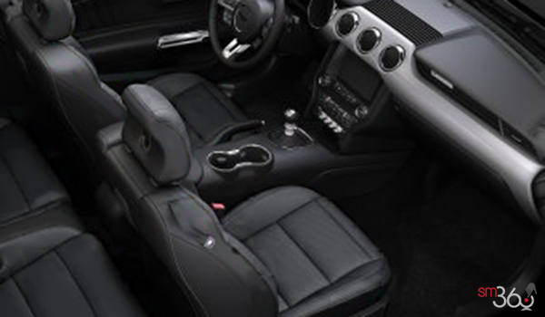 2016 Ford Mustang EcoBoost Premium | Photo 1 | Ebony Leather