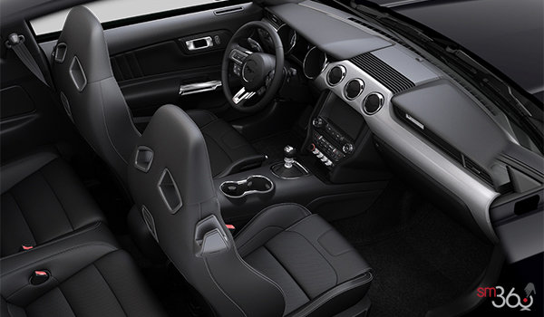 2016 Ford Mustang GT Premium | Photo 1 | Ebony Recaro Leather