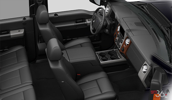 2016 Ford Super Duty F-250 LARIAT | Photo 1 | Black Premium Leather