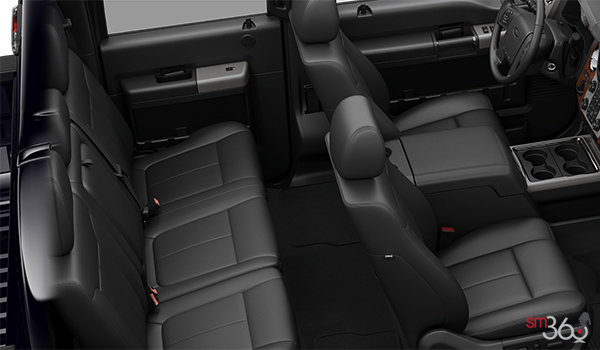 2016 Ford Super Duty F-350 LARIAT | Photo 2 | Black Premium Leather