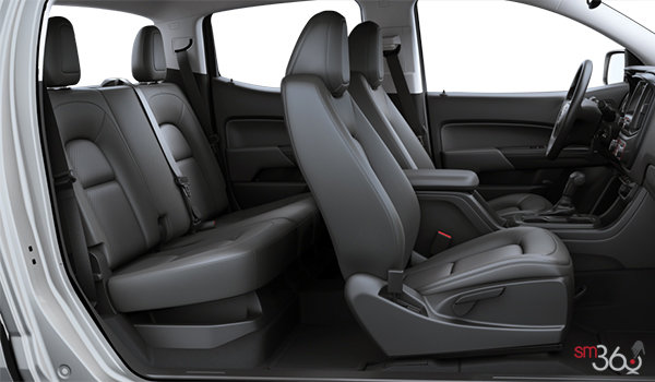 2016 GMC Canyon | Photo 2 | Jet Black/Dark Ash Cloth
