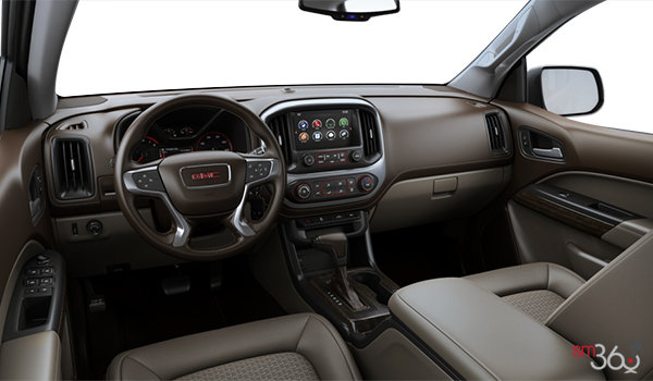 2016 GMC Canyon SLE | Photo 3 | Cocoa/Dune Cloth