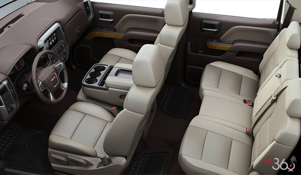 2016 GMC Sierra 1500 SLE | Photo 2 | Cocoa/Dune Cloth