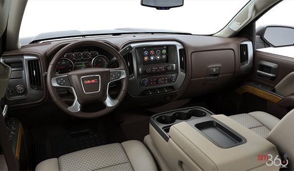 2016 GMC Sierra 1500 SLE | Photo 3 | Cocoa/Dune Cloth