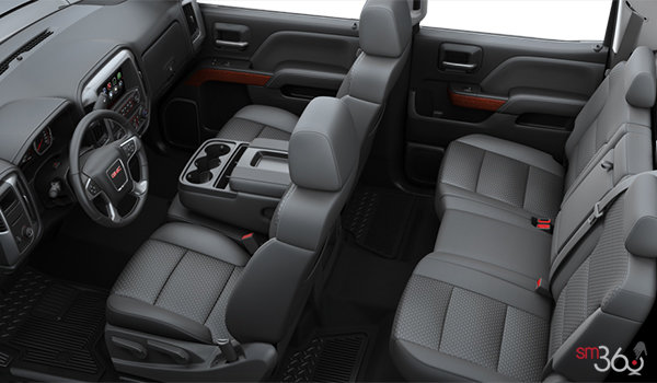 2016 GMC Sierra 1500 SLE | Photo 2 | Dark Ash/Jet Black Cloth