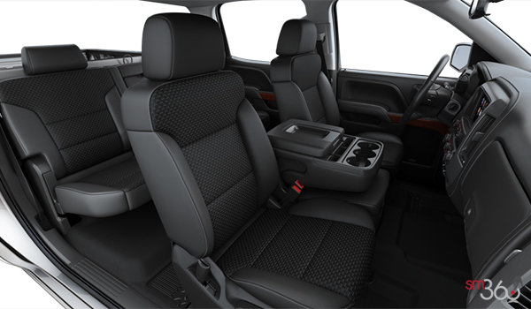 2016 GMC Sierra 1500 SLE | Photo 1 | Jet Black Cloth
