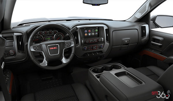 2016 GMC Sierra 1500 SLE | Photo 3 | Jet Black Cloth