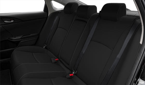 2016 Honda Civic Sedan EX-SENSING | Photo 2 | Black Fabric