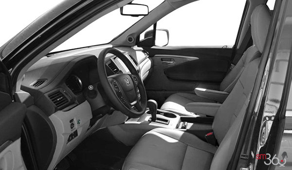 2016 Honda Pilot EX-L NAVI | Photo 1 | Grey Leather