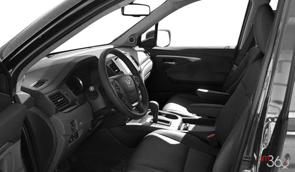 2016 Honda Pilot EX-L NAVI | Photo 1 | Black Leather