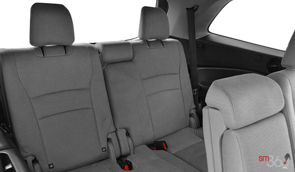 2016 Honda Pilot EX | Photo 2 | Grey Fabric