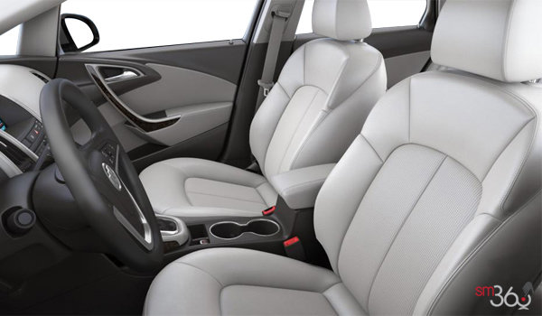 2017 Buick Verano BASE | Photo 1 | Medium Titanium Cloth/Leatherette