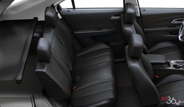2017 Chevrolet Equinox PREMIER | Photo 2 | Jet Black Perforated Leather