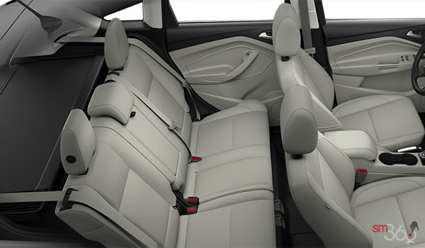 2017 Ford C-MAX ENERGI SE | Photo 2 | Medium Light Stone Cloth