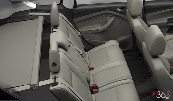 2017 Ford Escape SE | Photo 2 | Medium Light Stone Cloth