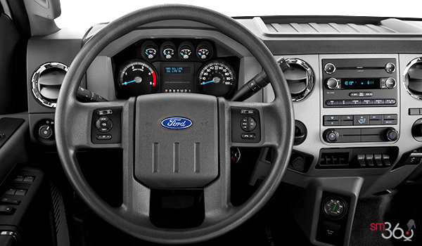 2017 Ford F-650 SD Diesel Pro Loader | Photo 3 | Steel Grey Cloth