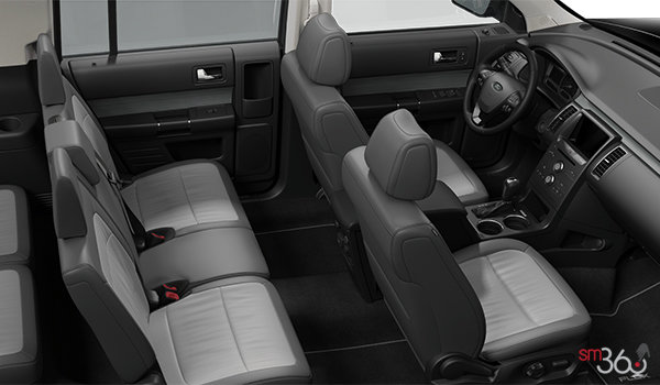 2017 Ford Flex SEL | Photo 1 | Grey Two-Tone Leather