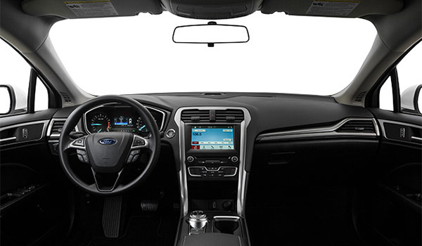 2017 Ford Fusion SE | Photo 3 | Ebony Cloth