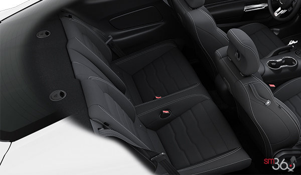 2017 Ford Mustang GT | Photo 2 | Ebony Unique Cloth