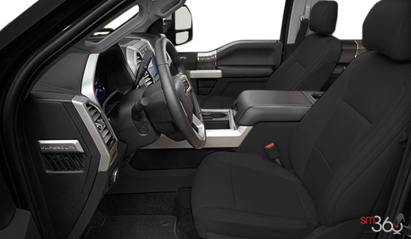 2017 Ford Super Duty F-250 LARIAT | Photo 1 | Black Leather