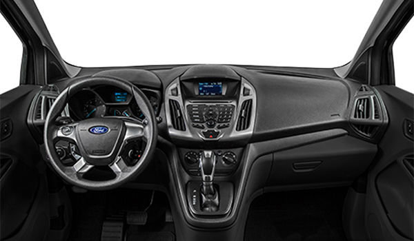 2017 Ford Transit Connect XLT VAN | Photo 3 | Charcoal Black Cloth