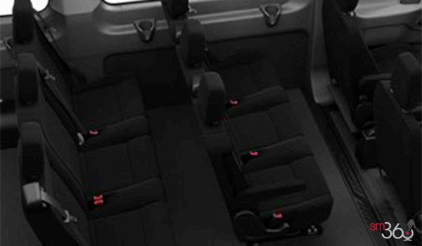 2017 Ford Transit WAGON XLT | Photo 2 | Charcoal Cloth