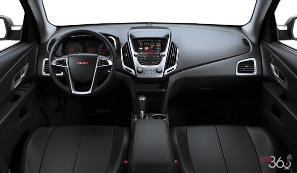 2017 GMC Terrain SLT | Photo 3 | Jet Black Perforated Leather