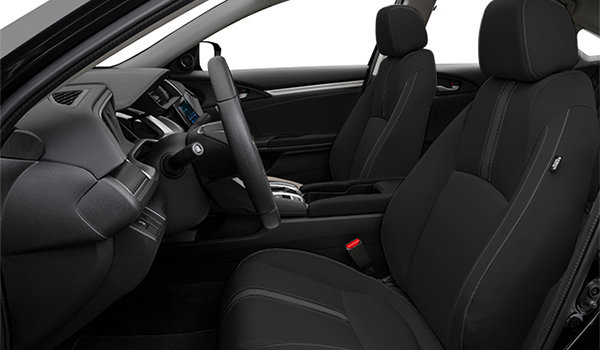 2017 Honda Civic Sedan EX | Photo 1 | Black Fabric