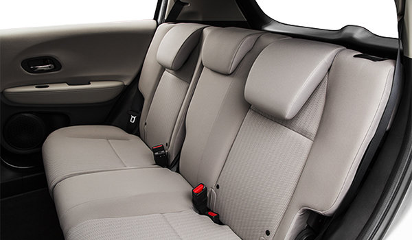 2017 Honda HR-V LX | Photo 2 | Grey Fabric