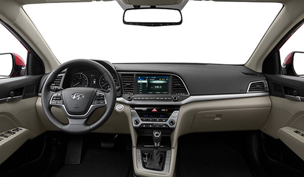 2017 Hyundai Elantra LIMITED | Photo 3 | Beige Leather