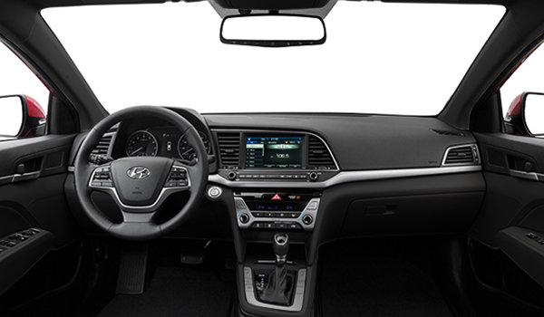 2017 Hyundai Elantra LIMITED | Photo 3 | Black Leather