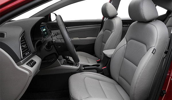 2017 Hyundai Elantra ULTIMATE | Photo 1 | Grey Leather