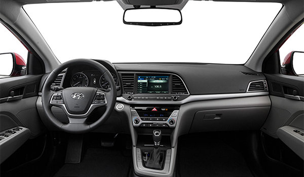 2017 Hyundai Elantra ULTIMATE | Photo 3 | Grey Leather
